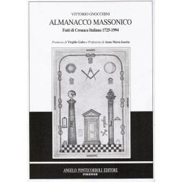 Almanacco Massonico - Vittorio Gnocchini