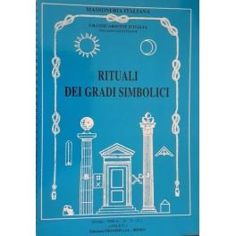 Nuovi Rituali illustrati dei Gradi Simbolici del Grande Oriente d'Italia